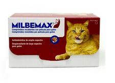 Milbemax - 16/40mg over 2kg for cats (2 tablets) (ie)