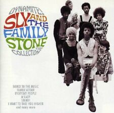 Sly & The Family Stone Collection CD NEW Family Affair/Dance To The Music