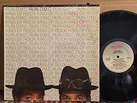 Run DMC D.M.C. King Of Rock EX ORIG PROFILE in SHRINK You Talk Too Much