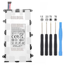 Battery For Samsung Galaxy Tab 2 7.0- 4000 mAh P3100 P3110 P3113 SP4960C3B+Tools