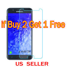 1x Clear Screen Protector Guard Film For (T-Mobile) Samsung Galaxy J7 Star 2018