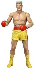 "Rocky 40th Anniversary 7"" Figure Series 2 Ivan Drago w/ Yellow Trunks - NECA"