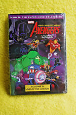 NEW/SEALED 2 DVD SET MARVELs AVENGERS THE FINALE, VOLUME 6, END OF THE COSMOS!