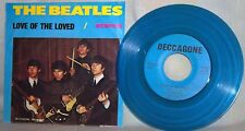 "The Beatles-45 RPM-7""-Deccagone-""Love of the Loved/Memphis""-Promo-Not for Resale"