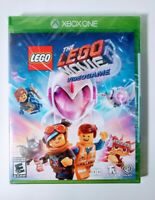 Microsoft Lego The Lego Movie 2 Video Game For Xbox One Console New Sealed WB DC