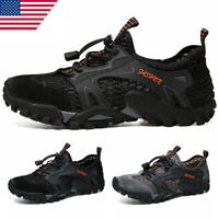 Men's Wading Shoes Sports Beach Outdoor Athletic Sneakers Hiking Casual Non-slip
