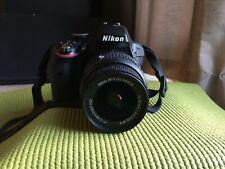 Nikon D3300 DX-format DSLR Kit With 2 Lenses And Case