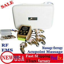 New listing Rf Thermal Energy Meridians Massage Body Scraping Bioelectric Therapy Massagers