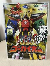 Power Rangers Super Megaforce Megazord Japanese Kaizoku Sentai Gokaiger