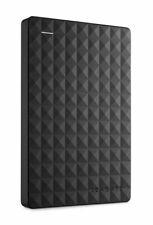 "Seagate Expansion 2 TB, 2.5"" Disco Duro Portátil - Negro (STEA2000400)"