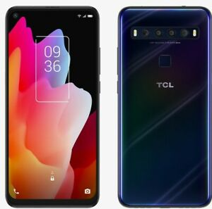 TCL 10L 64GB T770B 4G LTE Factory GSM Unlocked Smartphone - Grade A+