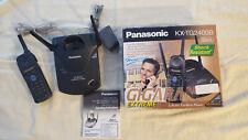 Panasonic Kx-Tg2400B 2.4-Ghz / 900-Mhz Spread Spectrum Cordless Phone