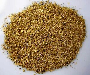 1 Gramm Goldnugges, Goldstaub, aus Alaska!