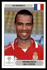Panini Champions League 2000/2001 - Francisco da Costa AS Monaco No. 160
