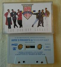 Rapping is fundamental the doo hop Legacy cassette album