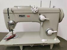 Pfaff Nähmaschine, Modell 262