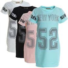 Mädchen-Tops, - T-Shirts & -Blusen mit U-Ausschnitt und Motiv