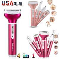 4-IN-1 USB Hair Removal Women Body Legs Face Hair Threader hair remover Epilator