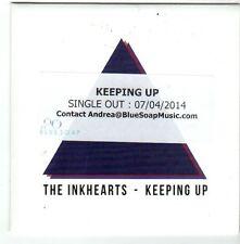 (FL766) The Inkhearts, Keeping Up - 2014 DJ CD