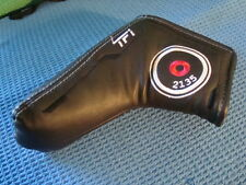 Cleveland Golf Tfi 2135 Blade Putter Headcover Head Cover Very Nice