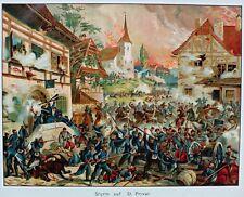 Gravelotte St.Privat Metz Chassepot-Gewehr Sachsen Preußen Garde Grenadier 1870