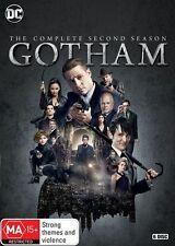 GOTHAM SEASON 2 DVD, NEW & SEALED, 2017 RELEASE, REGION 4, FREE POST