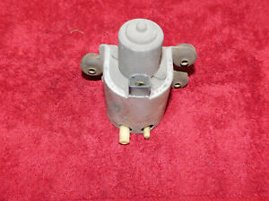1962-1965 Ford Mustang Falcon Galaxie Mercury Comet ORIG WINDSHIELD WASHER PUMP