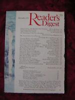 Readers Digest December 1977 James Herriot Frederick Forsyth Sports Scouts