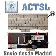 Teclado Español para HP EliteBook 2760p Tablet PC