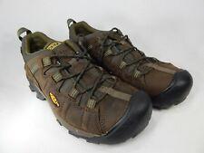 Keen Targhee II Low Sz 11 2E WIDE EU 44.5 Men's WP Trail Hiking Shoes 1018119EE