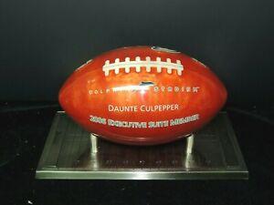 Estate Rare Miami Dolphin 2006 Executive Suite Member Daunte Culpepper Football
