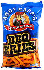 Andy Capp de barbacoa Fries (85g)