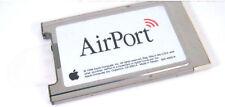 Apple Airport Wireless Card originale per PowerBook G4