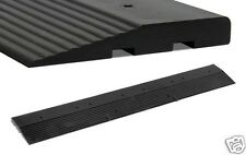 "Rumble Strips 1/2"" or Threshold / Transition strips / Ramp. Cable Protector"