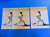 MICKEY MANTLE 8x10 PHOTOGRAPH ~ Action Swinging Pose NY YANKEES / 500 HR CLUB