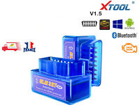 Interface ELM 327 Bluetooth V1.5 Mini VGate OBD II OBD2 diagnostique + Logiciels