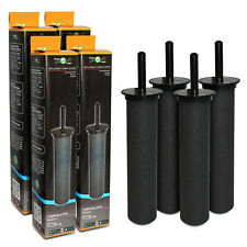 4x FilterLogic fl296-10 CARBONO inserción para pureflo/Wickes Sistema