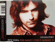 Pete Yorn For Nancy Cos It Already Is CD Single Enhanced Video Ken Andrews MINT