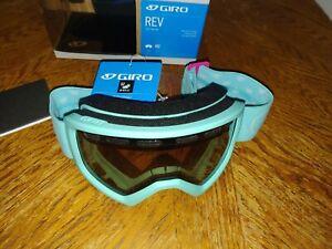 Giro rev youth medium snow sports goggles