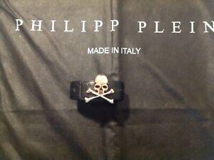 Philipp Plein Gürtel 🎃125 cm goldene Schnalle
