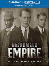 Boardwalk Empire TV Series Complete Season 4 BluRay NEW!