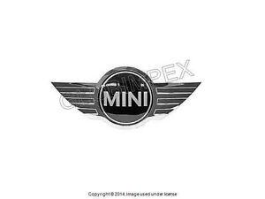 BMW Mini Cooper Emblem 'MINI' For Hatch  OEM NEW + 1 year Warranty