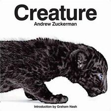 Creature by Andrew Zuckerman (English) Hardcover Book Free Shipping!