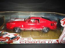 Greenlight Ford Mustang II Cobra II 1978 rouge 1/18 édition limitée