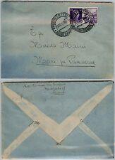RSI - 50c (9) Marina - Busta Rovereto->Mori 30.12.1943