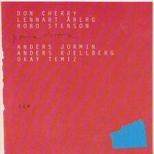 DON CHERRY CD DONA NOSTRA ECM  ABERG  STENSON