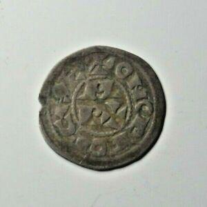 France, Bearn, silver obol c. 1230-1303. fixed type, scarce