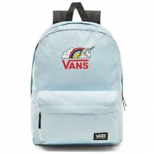 Vans Realm Classic Backpack - Light Blue/Rainicorn