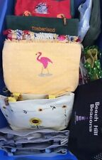 Placemat Purses- Handmade- Many Choices W/ Handle Variations