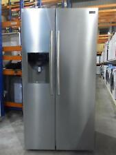 Stoves SXS905SS Stainless Steel American Style Fridge Freezer 444443890